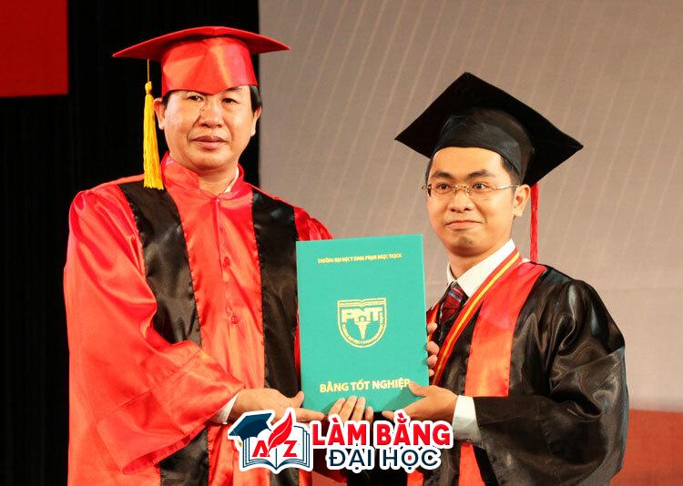 Dịch vụ làm bằng đại học, cao đẳng uy tín ở TPHCM