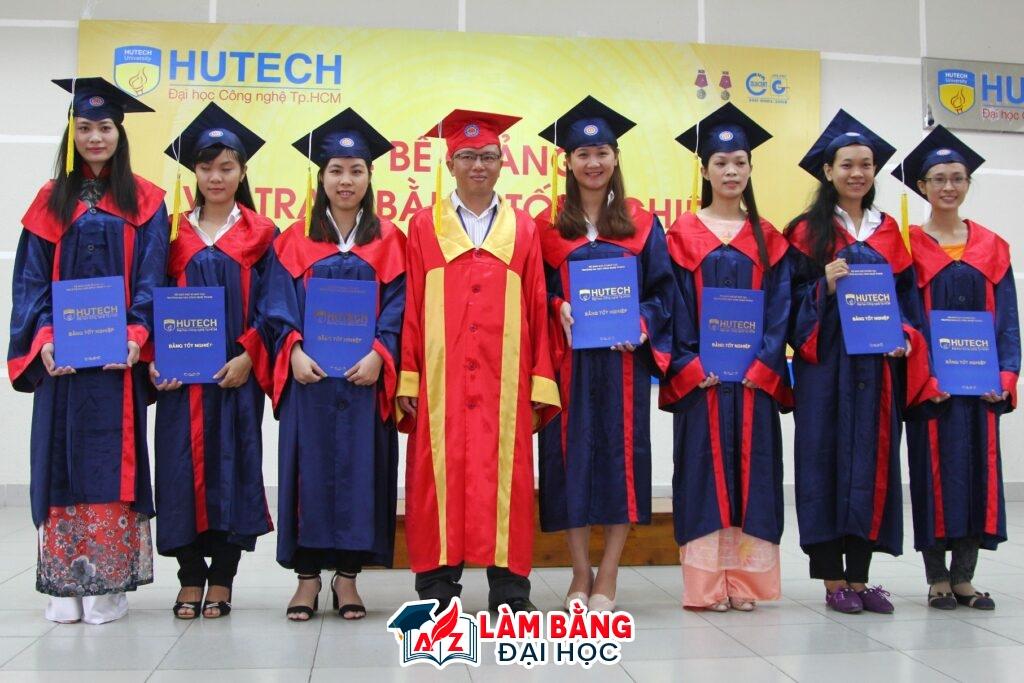 Giá làm bằng đại học Hutech TPHCM là bao nhiêu?